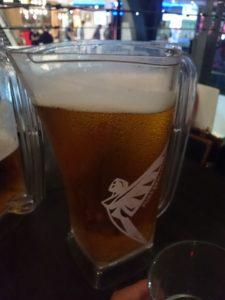 オーストラリアで初めてのビール