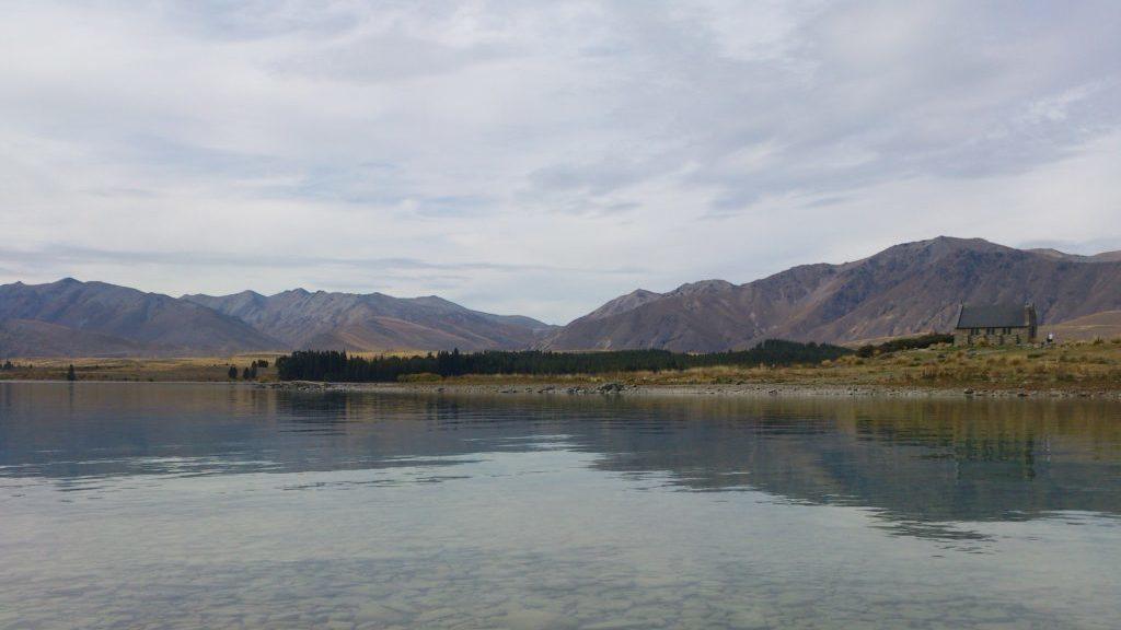テカポの湖