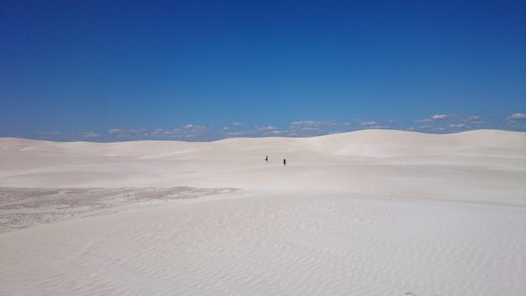 ランセリン大砂丘1