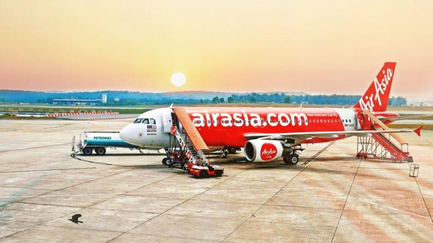 エアアジアで予約したフライトの日程を変更する方法がすごくわかりづらかったので画像付きで解説